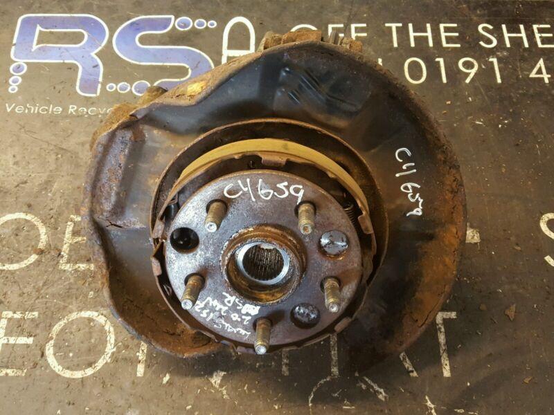 99 05 LEXUS IS 200 2.0 6CYL 24V 155BHP 6SP MANUAL NSR HUB REF CY659 #445