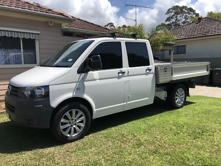 2010 VW T5 a Transporter Ute. Awesome condition East Corrimal Wollongong Area Preview