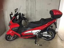 Gilera Nexus 500 cc - Great Conditions - Upgraded Accessories Ryde Ryde Area Preview