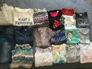 Girls Clothing Bundle Size 14
