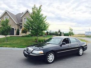 2010 Lincoln Town Car Signature Série V8 Ford Crown Victoria P71