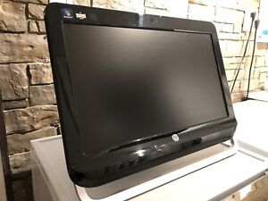 HP All-In-One PC w/ Wireless KB & Mouse
