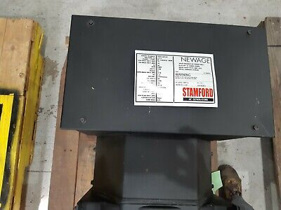 Stamford Alternator Bci184g 240v 60hz 129 Amps New Surplus