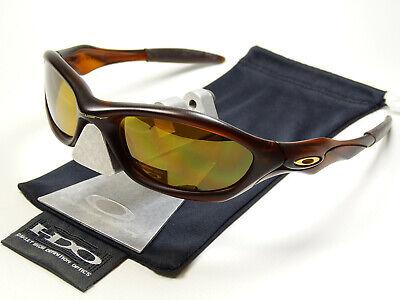 Oakley Unknown Rootbeer Sonnenbrille Twenty Splice Scar Valve Minute Sportbrille