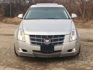 2008  Cadillac  CTS4  AWD