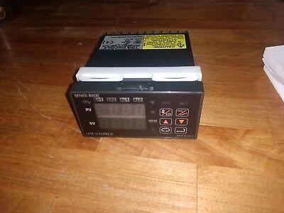 Love Controls 86155-1 Temperatureprocess Controller With Alarm Current-