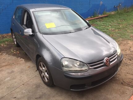 VW Golf mark 5 2007 hatch back automatic now wrecking! Northmead Parramatta Area Preview