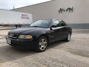 1997 Audi A4 low km family car private sell