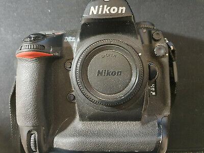 Nikon D2x 12.3mp DSLR