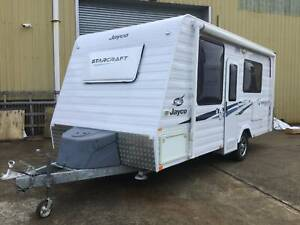 JAYCO STARCRAFT LIGHTWEIGHT FULL ENSUITE TOURER Cardiff Lake Macquarie Area Preview