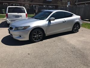 2008 Honda Accord coupe. EXL fully loaded. Safety included