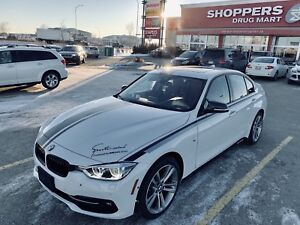 0 DOWNPAY! 2017 BMW 320i Xdrive lease takeover