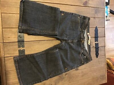 apple bottom jeans USA Size 5/6