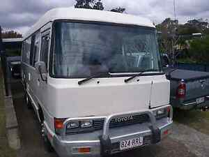Toyota coaster Nerang Gold Coast West Preview