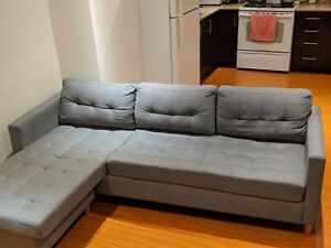 Sectional sofa/couch brand new condition