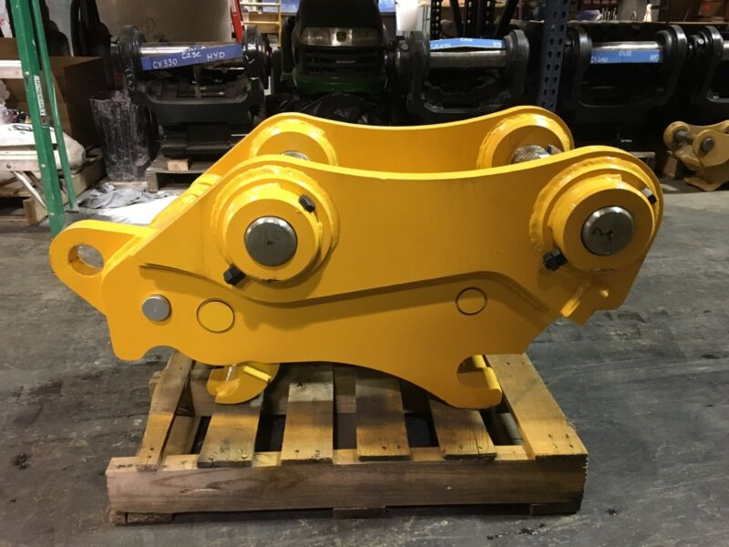 New Hydraulic Quick Coupler For Caterpillar 315