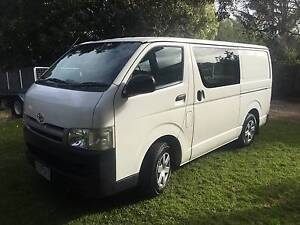 2006 Toyota Hiace Van/Minivan Ringwood Maroondah Area Preview