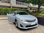Toyota Camry 2012 with long rego Waterloo Inner Sydney Preview