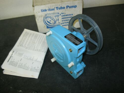 """Little Giant LG-300 Peristaltic Tube Pump with 6"""" Pulley (575300) Chemical"""