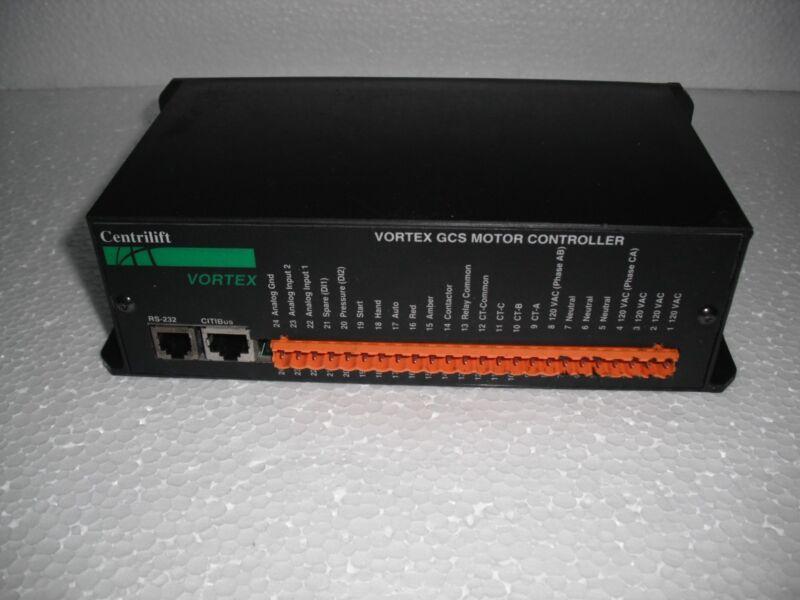 Baker Hughes Centrilift 903281 Vortex Gcs Motor Controller