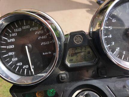 Xjr1300 2009 Motorbike