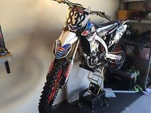YZ450f 2013 Mindarie Wanneroo Area Preview