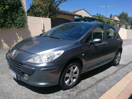 Peugeot 307 XSe HDi 2L Turbo Diesel Maylands Bayswater Area Preview