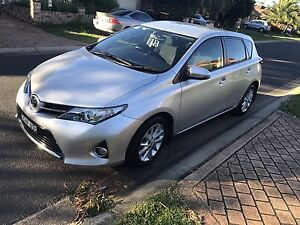 Toyota Corolla Ascent Sport 2012 manial Moorebank Liverpool Area Preview