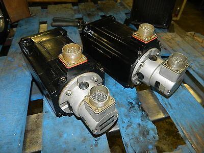 Mitsubishi Ac Servo Motor Ha80c-s W Encoder Used Warranty
