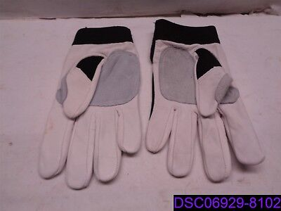 e3257c4ba507 Qty   5 Pairs + 2 Left Hand (12 Pieces Total)  NS Athletic Gloves Black    White