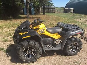 2012 Can-am XMR 800/ Trade For Diesel Truck