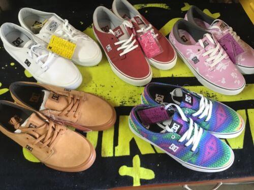 DC Trase Shoes men's size 9 Different Colors