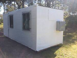 Site Shed Site Office Portable Building 6m x 2.4m Penrith Penrith Area Preview