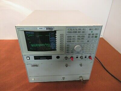 Hp Agilent 89441a Vector Signal Analyzer 89441a Rf Section Opt Ayaavbb7a