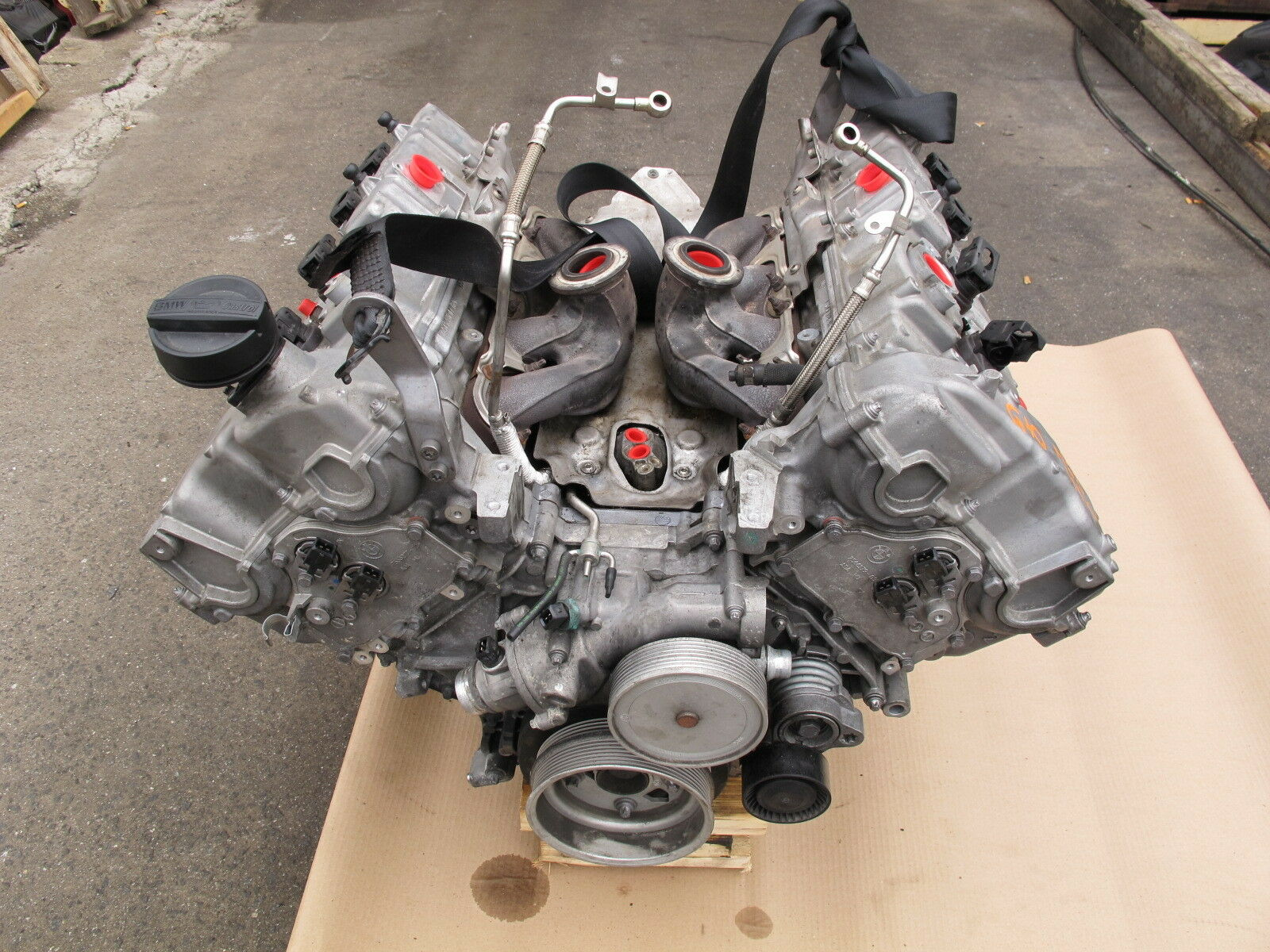 bmw      nba    twin turbo engine   sale part