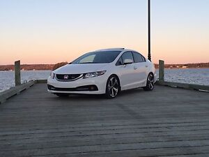2015 Civic Si Lease Takeover