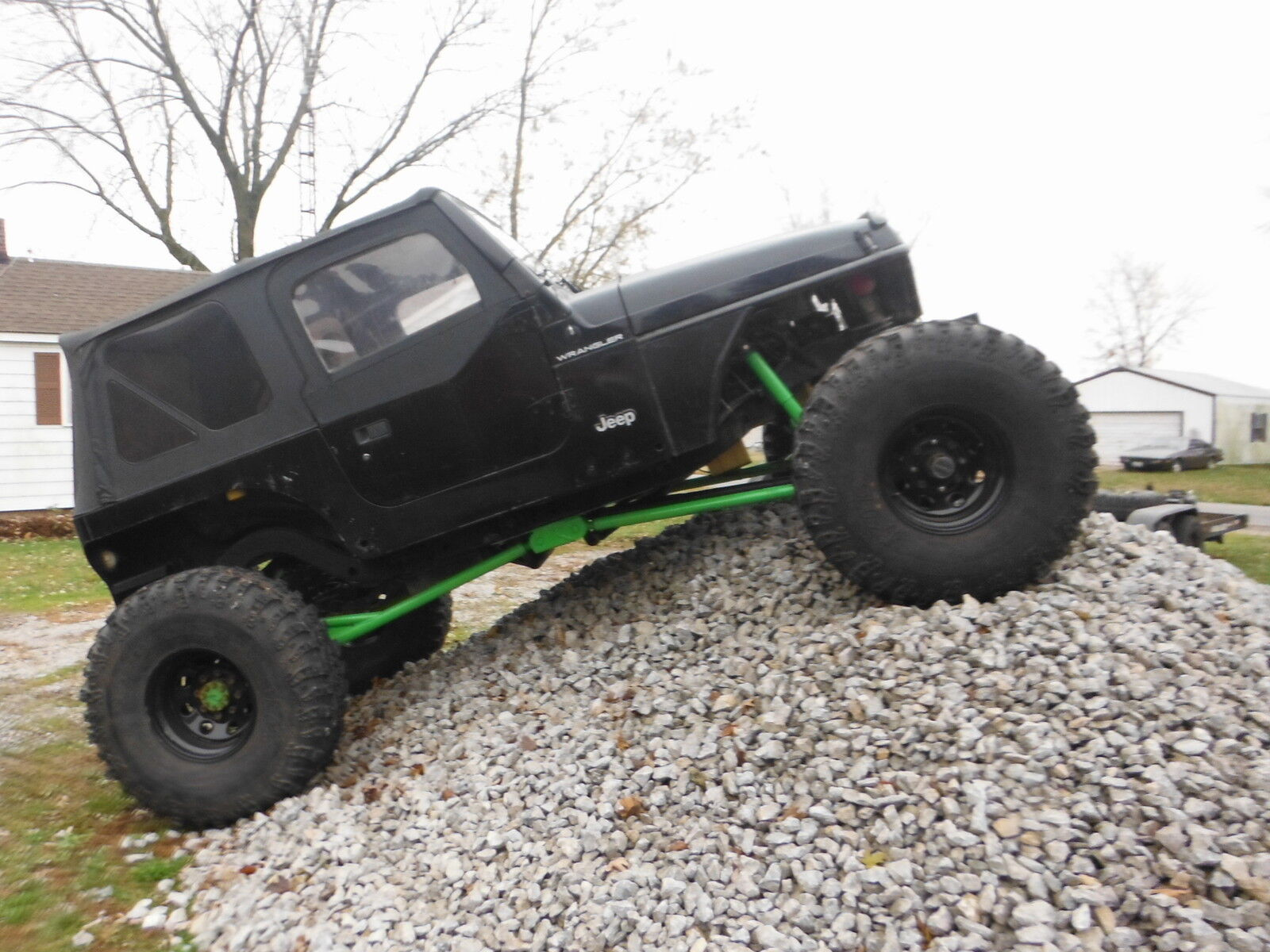 Johns Jeep Parts