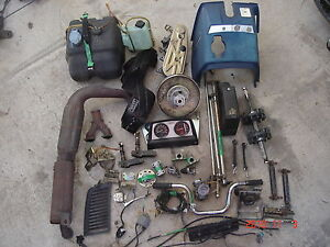YAMAHA ENTICER 300 & 340 PARTS 1978 TO 1988