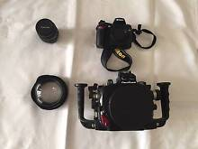 Complete DLSR Underwater Camera Setup - Nikon D90 and Nauticam Eastern Suburbs Preview