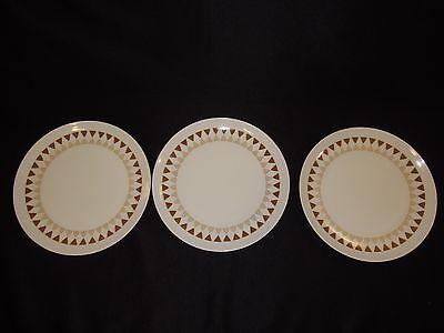 Set of 3 Mikasa Fine China Elite Interlude Dinner Plates Narumi Japan & Set of 3 Mikasa Fine China Elite Interlude Dinner Plates Narumi ...