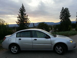 2004 Saturn ION w studs LOW KMS!