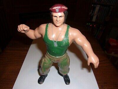CORPORAL KIRCHNER 1986 TITAN LJN Sports Wrestling Action Figure WWF VINTAGE
