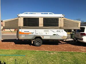 Jayco Swan Outback camper trailer Drummond Cove Geraldton City Preview