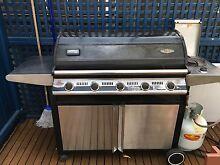 BeefEater 5 burner + wok element BBQ Balmain Leichhardt Area Preview