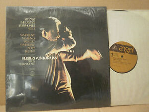 ANGEL-S-36771-MOZART-SYMPHONIES-NO-38-39-KARAJAN-BERLIN-P-O-US-PRESS