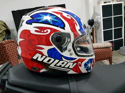 Nolan N62 - Casey Stoner Replica Helmet