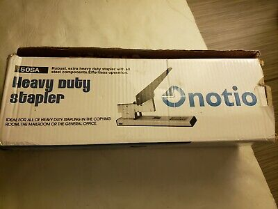 Onotio Heavy Duty 100 Sheet High Capacity Office Desk Stapler Staples Included