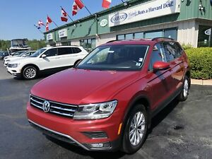 2018 Volkswagen Tiguan Trendline CLEAN CARFAX/ONE OWNER/BACK...