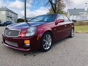 CADILLAC CTS-V 2006 650hp échange possible