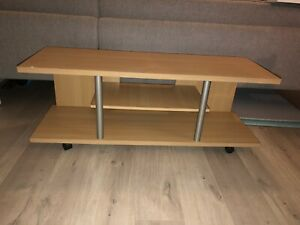 Free TV bench / unit with wheels (pick up only)